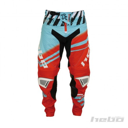 Pantalon HEBO Stratos Bleu Clair Enduro Box