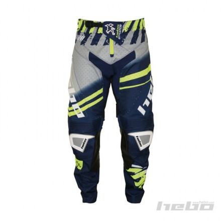 Pantalon HEBO Stratos Bleu Enduro Box