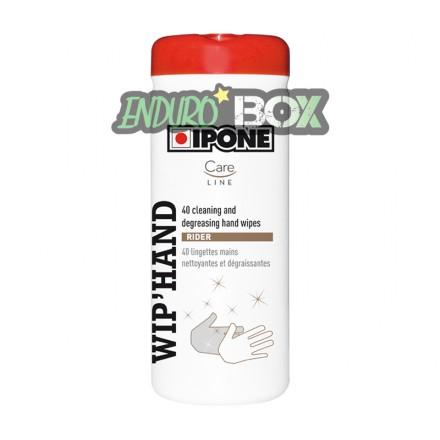 Wip'Hand IPONE 40 Lingettes Enduro Box