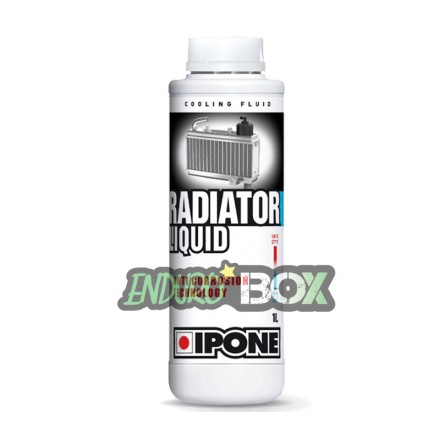 Radiator Liquid IPONE Enduro Box