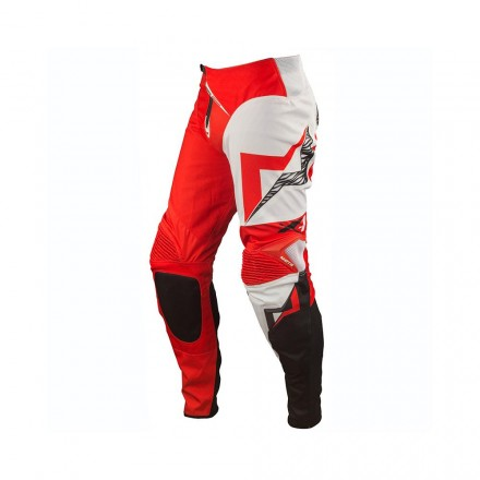 Pantalon MOTS X-1 Rouge Enduro Box