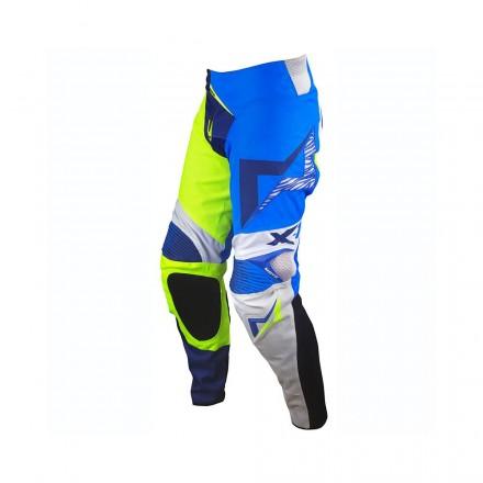 Pantalon MOTS X-1 Bleu Enduro Box
