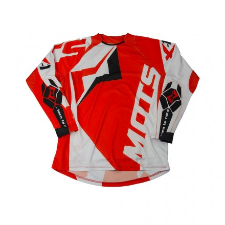 Maillot MOTS X-1 Rouge Enduro Box