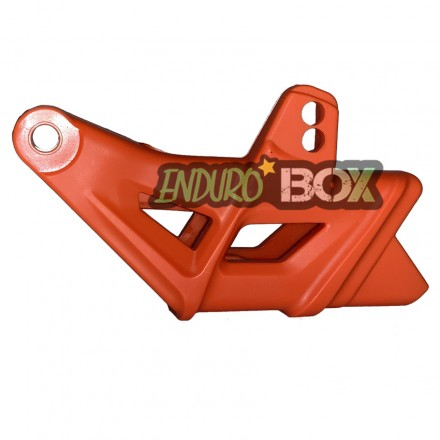 Guide Chaine POLISPORT Orange KTM 08-Auj Enduro Box