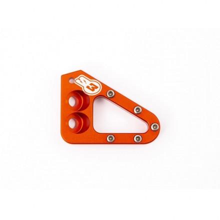 Embout Pédale de Frein S3 HardRock KTM/husky Orange Enduro Box