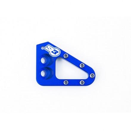 Embout Pédale de Frein S3 HardRock KTM/husky Bleu Enduro Box