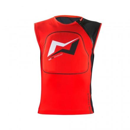 Maillot de Protection MOTS Skin Rouge Enduro Box
