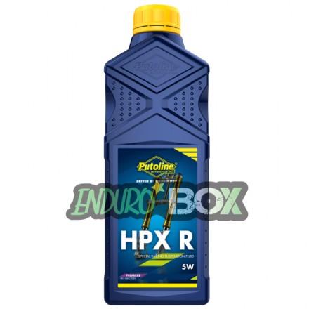 Huile de Fourche PUTOLINE HPX R 5W Enduro Box