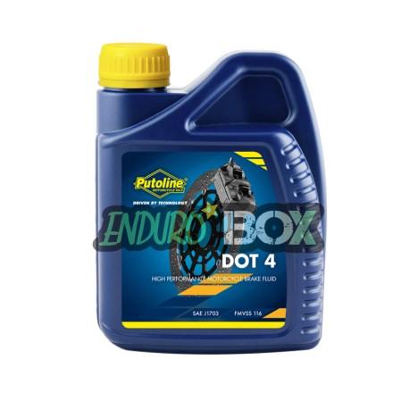 Liquide de Frein PUTOLINE Dot4 Enduro Box