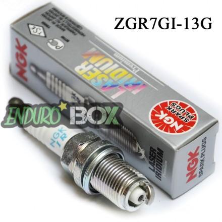Bougie NGK Laser Iridium ZGRGI-Bougie NGK Laser Iridium ZGRGI-13G Enduro Box