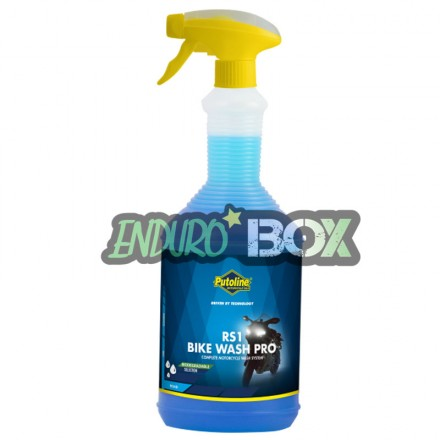 Bike Wash Biodégradable PUTOLINE Enduro Box