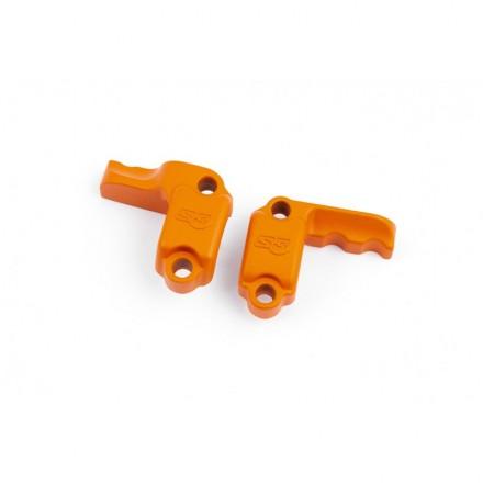 Renforts Maitre Cylindre S3 parts Brembo Oranges Enduro Box
