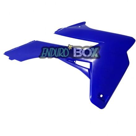 Protection Ouie de Radiateur Droite Bleue SHERCO 13-16 Enduro Box