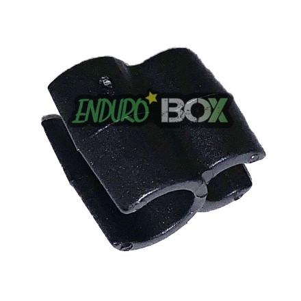 Clip Fixation Supérieur Cable Compteur de Vitesse SHERCO 17-Auj Enduro Box