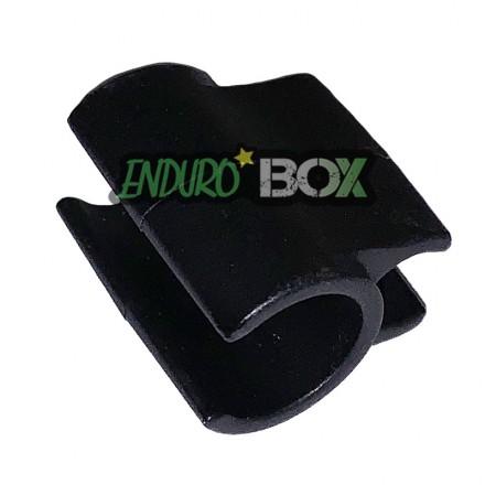 Clip Fixation Inférieur Cable Compteur de Vitesse SHERCO 17-Auj Enduro Box