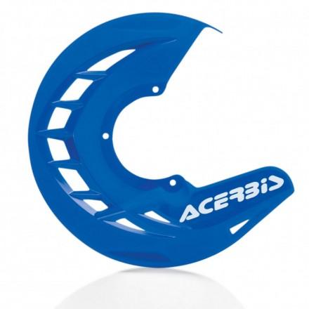 Protection de Disque ACERBIS X-Brake Bleue Enduro Box