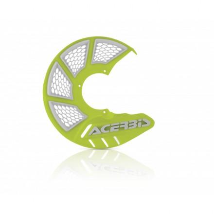 Protection de Disque ACERBIS X-Brake Vented Jaune Fluo Enduro Box