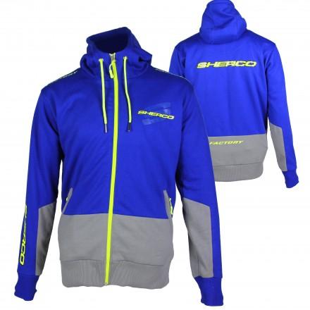 Sweat Zippé Homme SHERCO Team Enduro Box