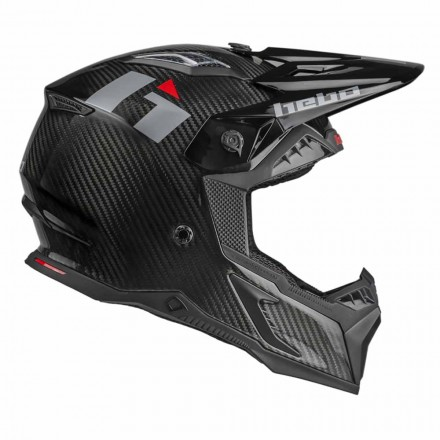 Casque HEBO Carbone Enduro Box