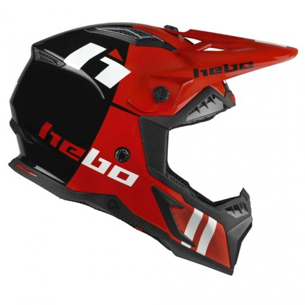 Casque HEBO Heritage Enduro Box