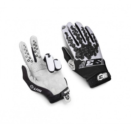 Gants S3 Nuts Hard Enduro Noirs Enduro Box