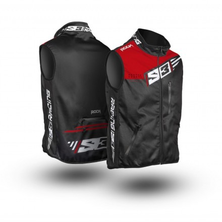 Veste B.Warmer S3 Racing Team Rouge Enduro Box