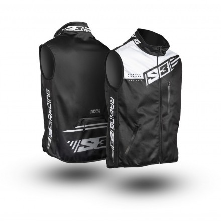 Veste B.Warmer S3 Racing Team Blanche Enduro Box