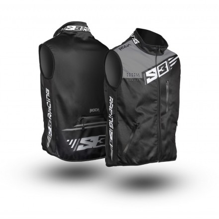 Veste B.Warmer S3 Racing Team Argent Enduro Box
