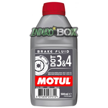 DOT 3&4 MOTUL Enduro Box