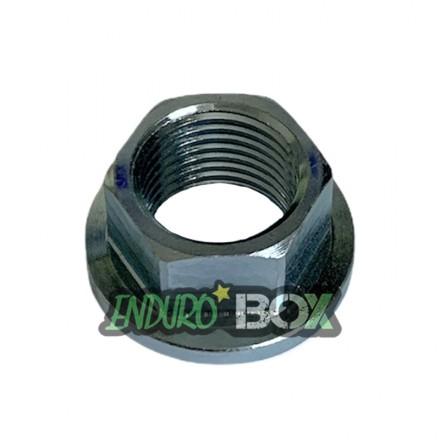 Ecrou Spécial Axe de Bras Oscillant SHERCO 20-Auj Enduro Box