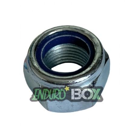 Ecrou Nylstop Axe de Bras Oscillant SHERCO 04-19 Enduro Box