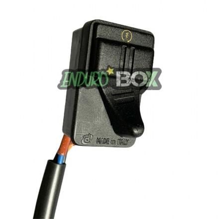 BConnecteur Double Courbe Poignée de Gaz SHERCO Enduro Box
