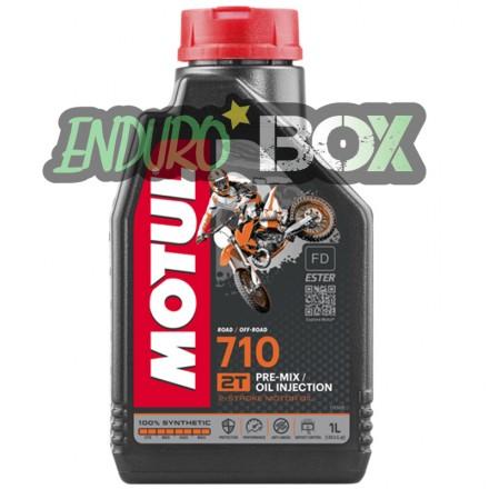 710 2T 1L MOTUL Enduro Box