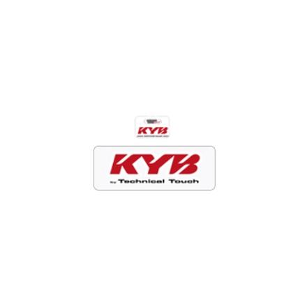 Autocollants Kayaba Rouges SHERCO Factory Enduro Box
