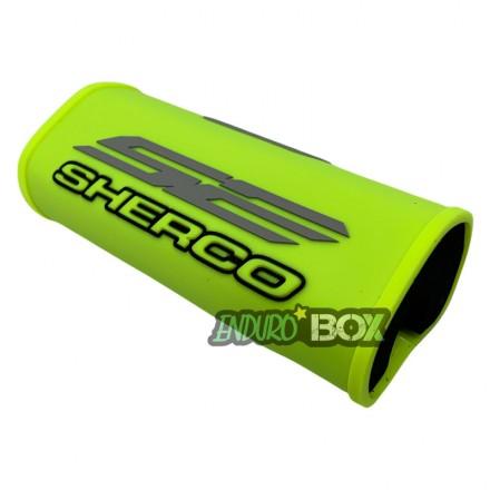 Mousse de Guidon SHERCO Factory Jaune Fluo Enduro Box