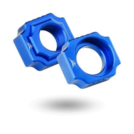 Tendeur de Chaine SHERCO Factory Anodisé Bleu Enduro Box