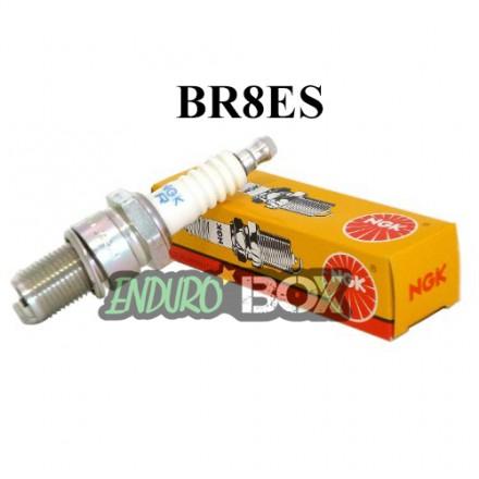 Bougie NGK Standard BR8ES Enduro Box