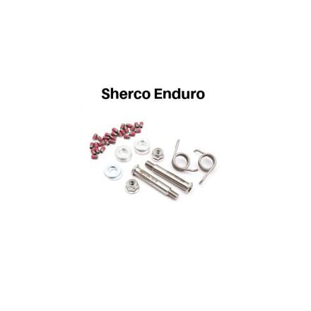 Kit Reconditionnement Repose-Pieds S3 ADVANCED pour Sherco Enduro Box