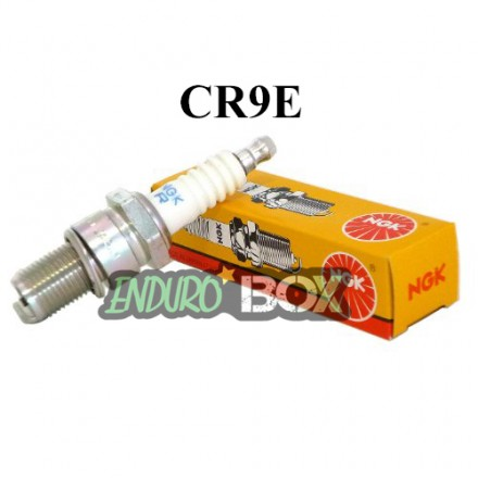 Bougie NGK Standard CR9E Enduro Box