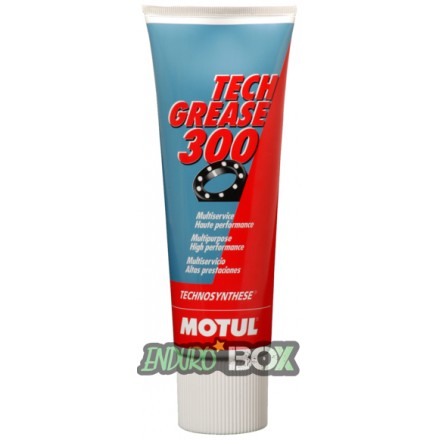 Tech Grease 300 MOTUL Enduro Box