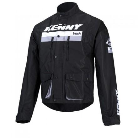 Veste KENNY Track Noire Enduro Box