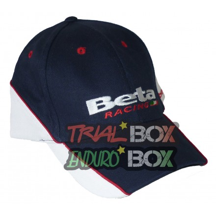 Casquette BETA Sport Line 2017 Enduro Box