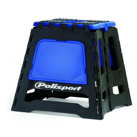Leve Moto Pliable POLISPORT Bleu Enduro Box