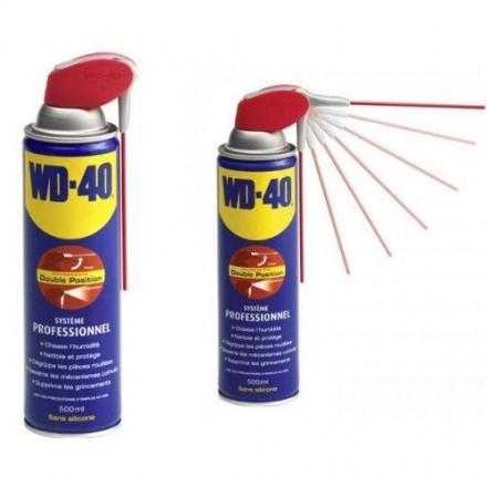 WD-40 Systeme Pro 500mL Enduro Box