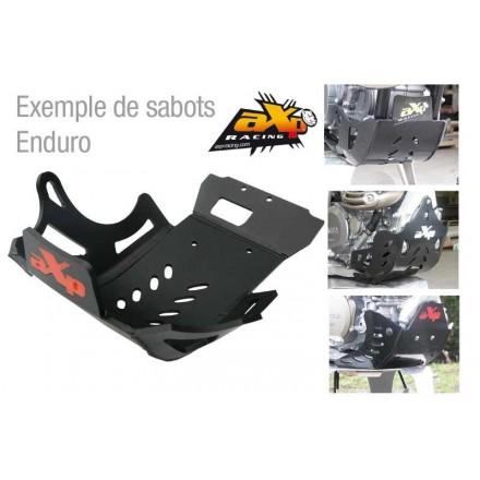 Sabots AXP Sherco SE4.5i-F 09-11 Enduro Box