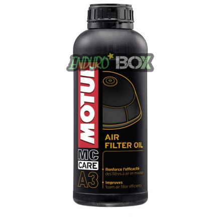 Air Filter Oil MOTUL Enduro Box