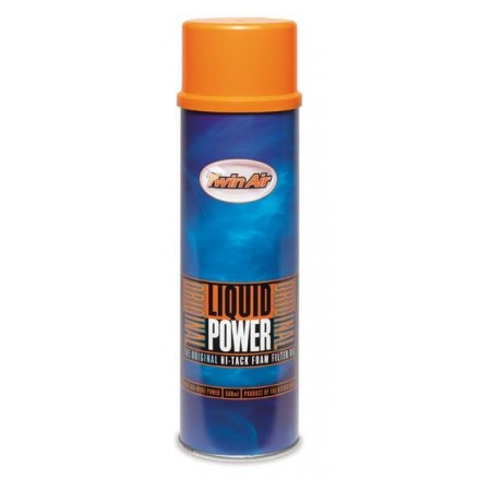 Liquid Power TWIN AIR Spray Enduro Box