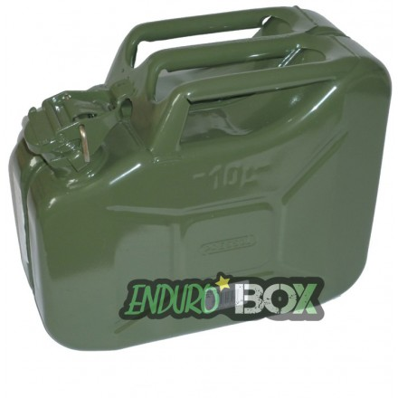 Jerrycan Métallique 10L Enduro Box