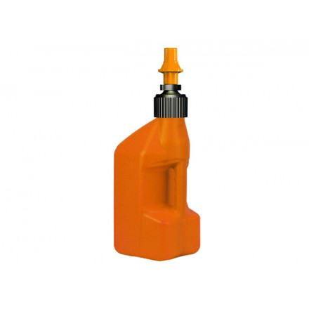 Bidon D'essence TUFF JUG 10L Orange Enduro Box