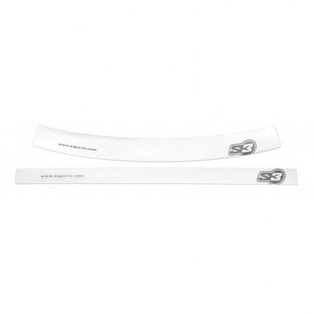 Autocollants de Jantes S3 Blancs Enduro Box